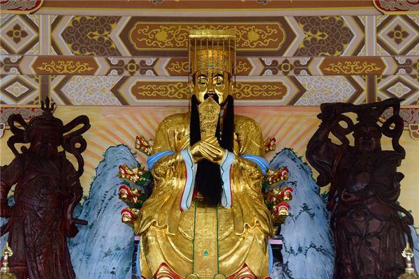 【꿈해몽】꿈에서 옥황 제의 의미와 상징은 무엇입니까?
