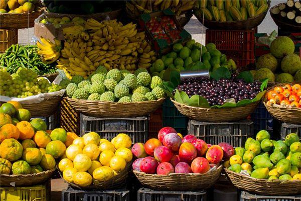 꿈에서 멜론과 과일은 무엇을 의미합니까? 꿈의 점