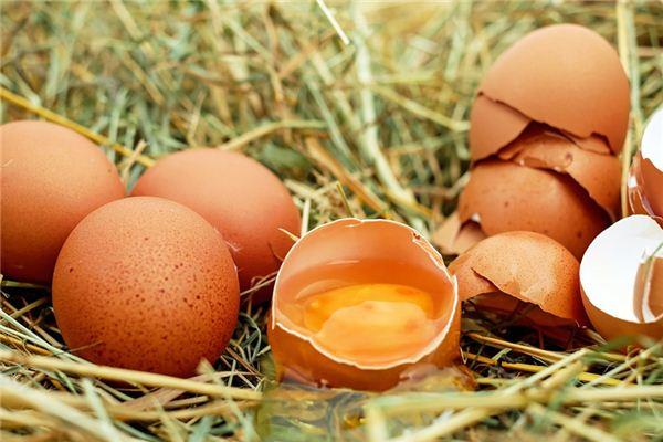 【꿈해몽】꿈에서 나쁜 계란의 의미와 상징